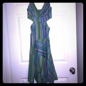 NWOT bebe Cut-Out Dress